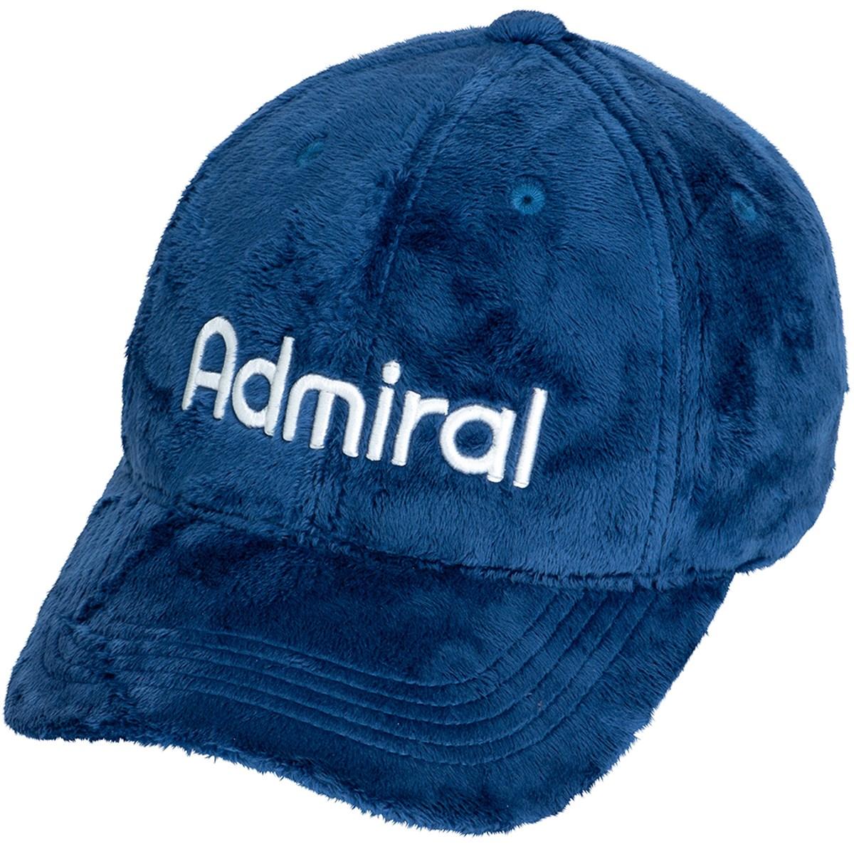 アドミラル Admiral ボアフリース キャップ フリー ネイビー 30 レディス