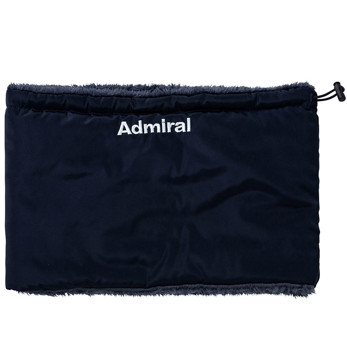 アドミラル Admiral ファーネックウォーマー ネイビー 30 フリー レディス