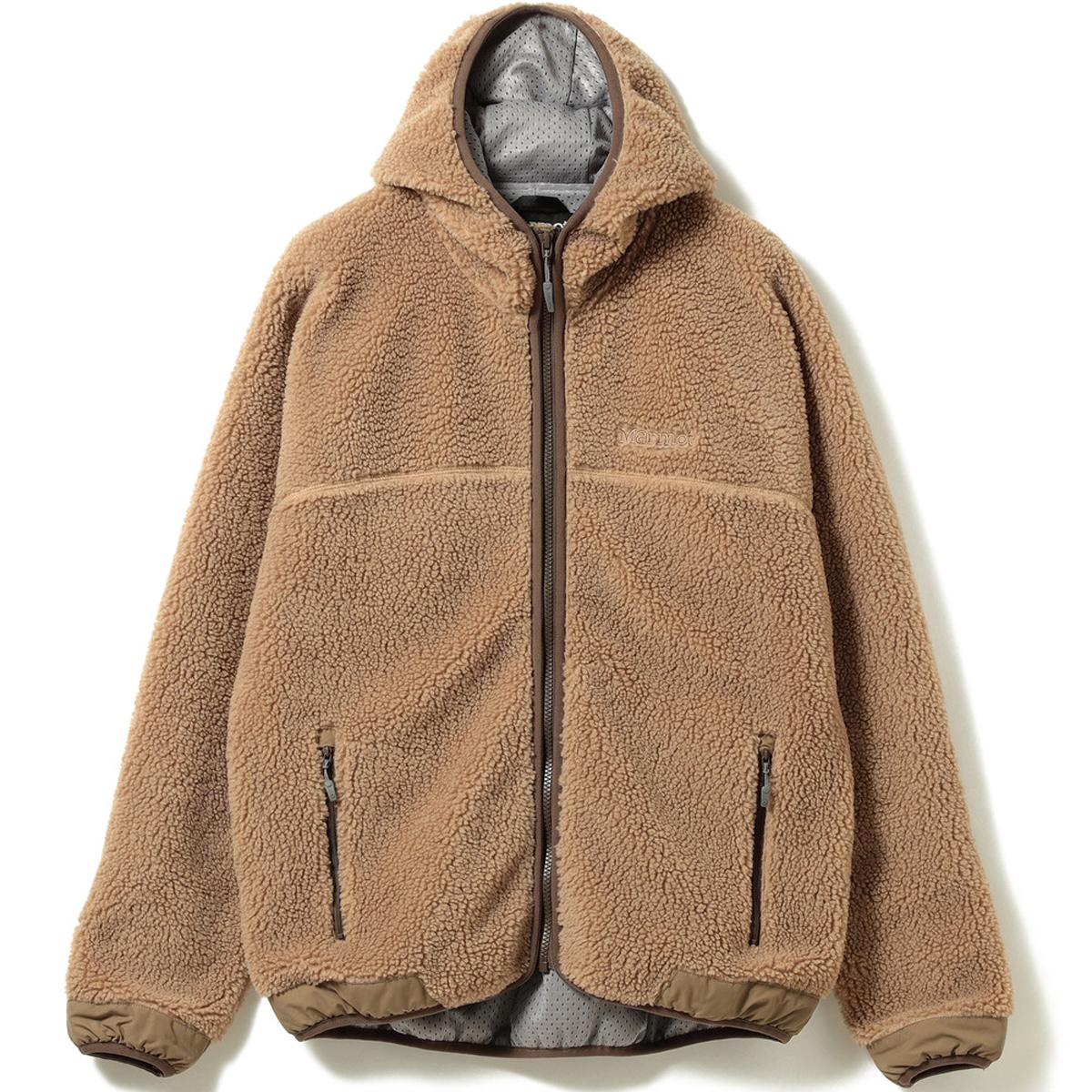 Marmot×BEAMS GOLF 別注 ボア フィーディー ジャケット