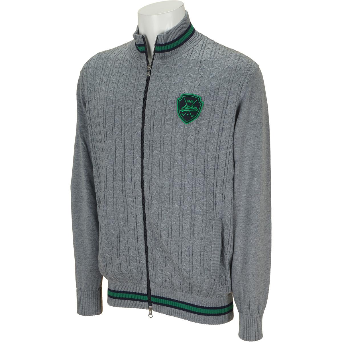 フルジップセーター