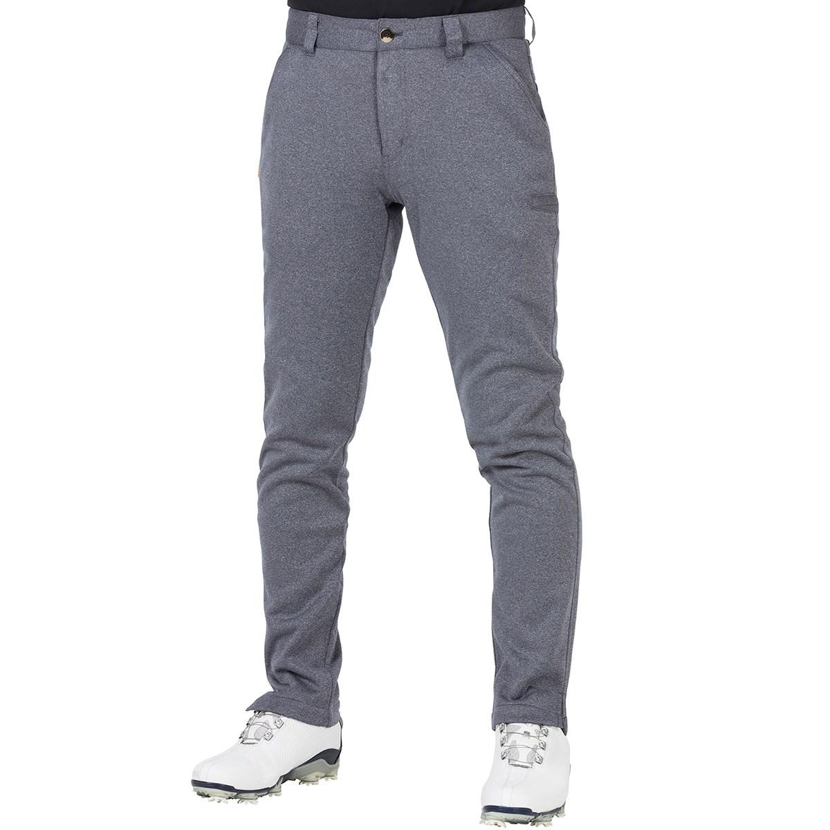 GDO オリジナル GDO ORIGINAL 7ポケットボンディングパンツ 股下79cm 1:ウエスト目安75-77 杢ネイビー