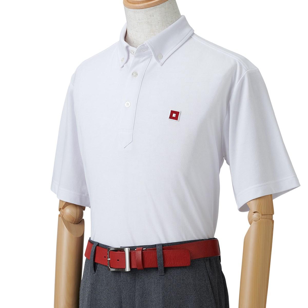オノフ ONOFF COOLMAX 半袖ポロシャツ M ホワイト