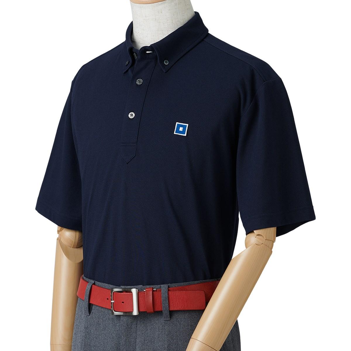 オノフ ONOFF COOLMAX 半袖ポロシャツ M ネイビー