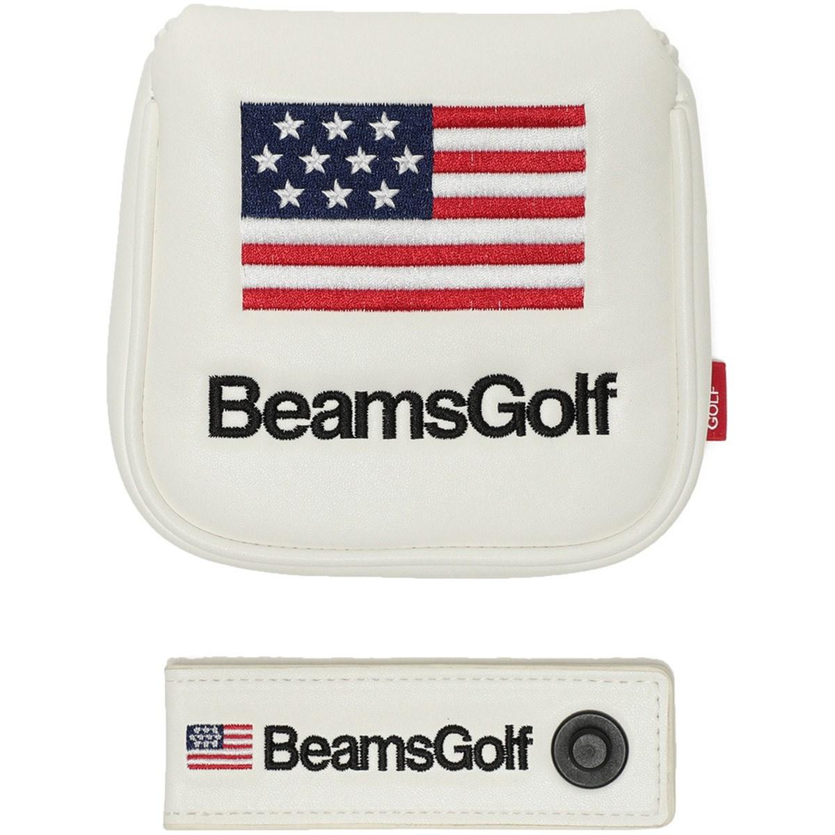 ビームスゴルフ BEAMS GOLF スペース パターカバー(マレット型)