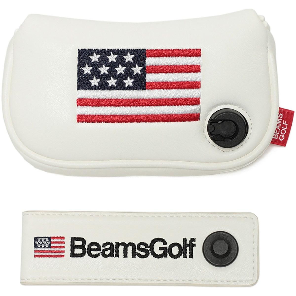 ビームスゴルフ BEAMS GOLF スペース パターカバー(ハーフマレット型)