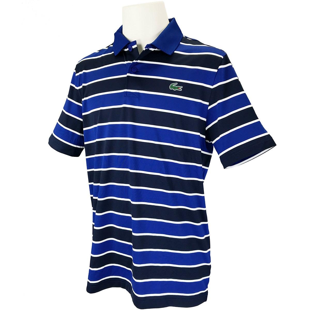 ラコステ ボーダーゴルフ 半袖ポロシャツ