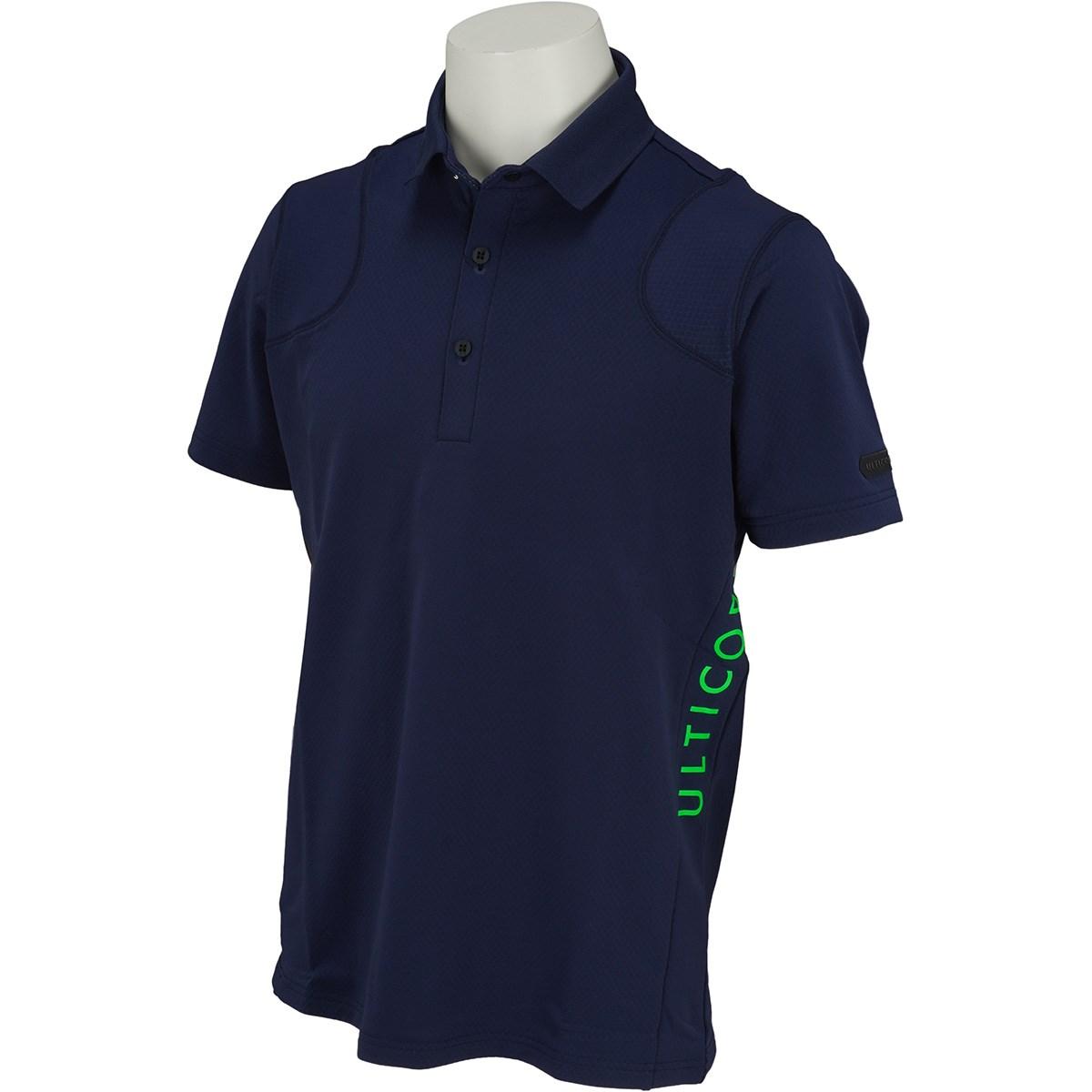 ブリヂストン(BRIDGESTONE GOLF) 3D解析 半袖台衿ポロシャツ