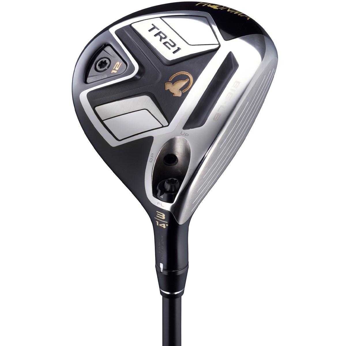本間ゴルフ TOUR WORLD ツアーワールド TR21-Ti フェアウェイウッド VIZARD FD-5/6 シャフト:VIZARD FD-5 S 3W 14° 43inch