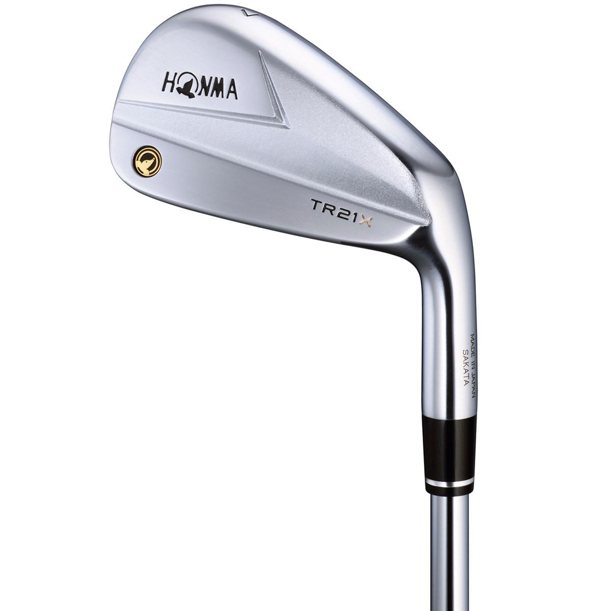 本間ゴルフ(HONMA GOLF) ツアーワールド TR21-X アイアン(5本セット) VIZARD IB-WF 85【2020年10月9日発売予定】