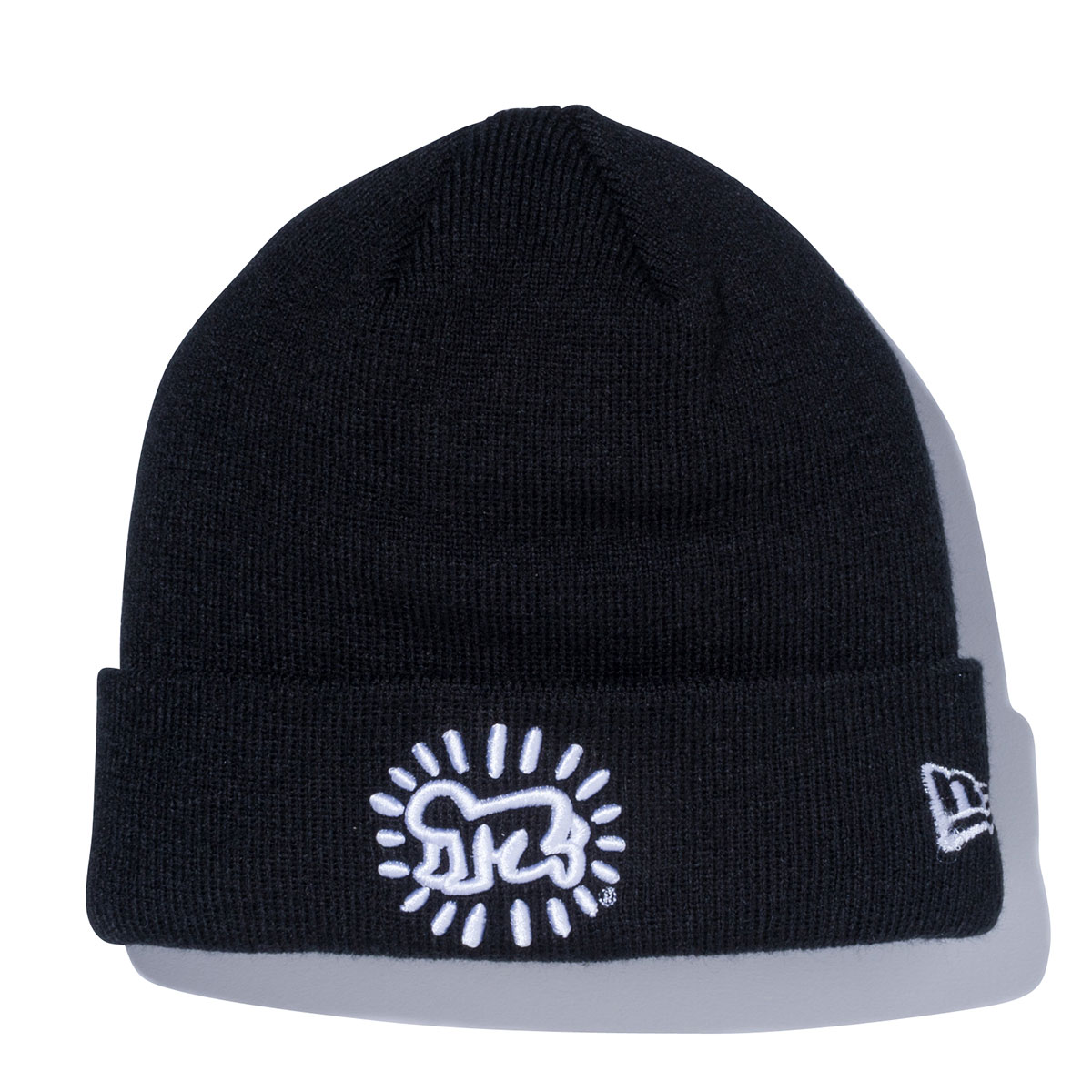 CKNIT MID KEITH HARING BABY ニットキャップ