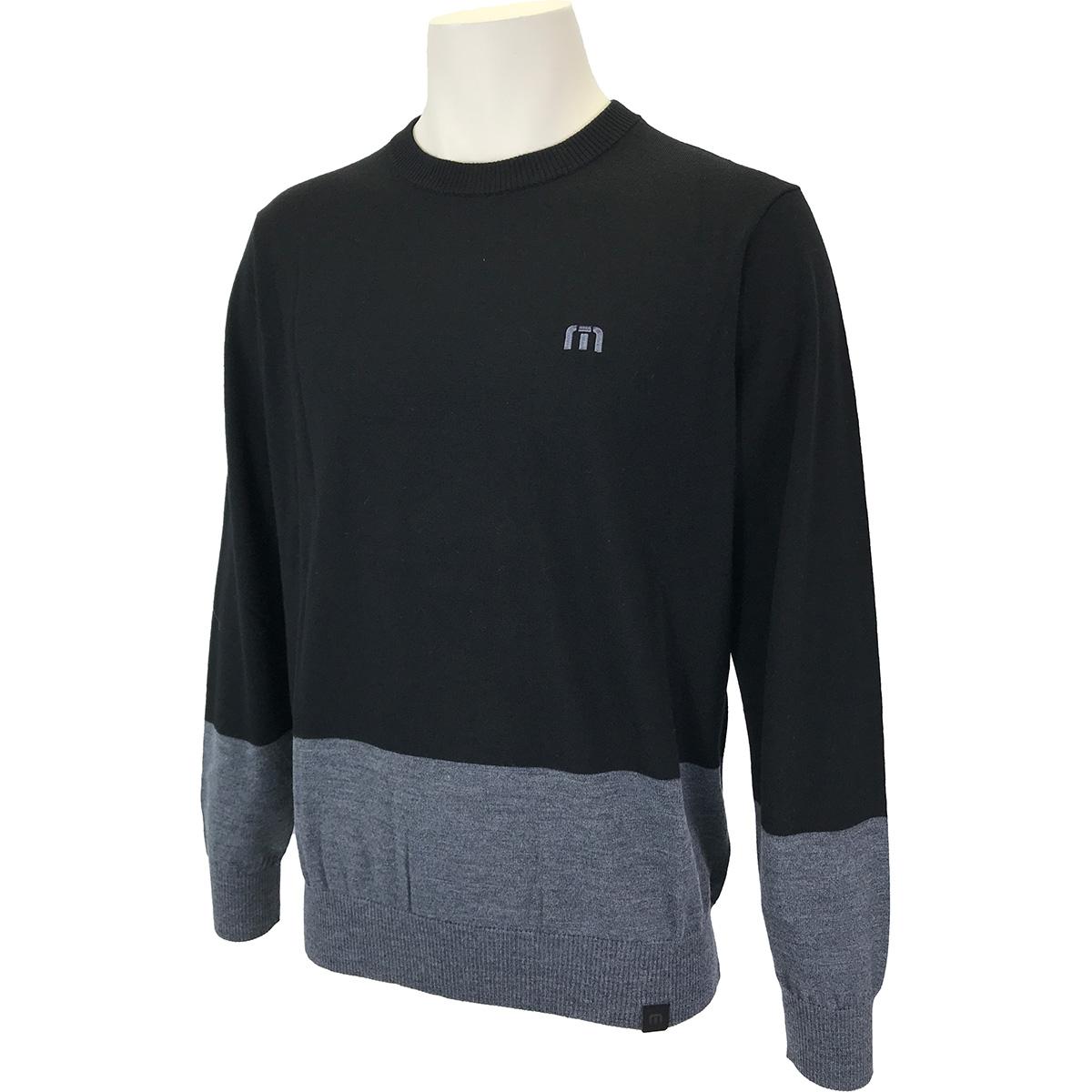Bi カラーセーター