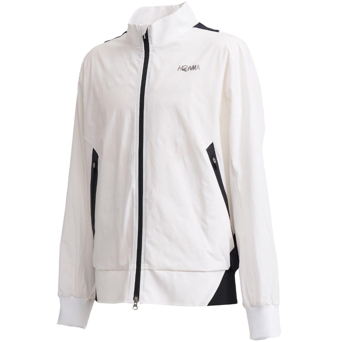 本間ゴルフ HONMA ジャケット M ホワイト 001