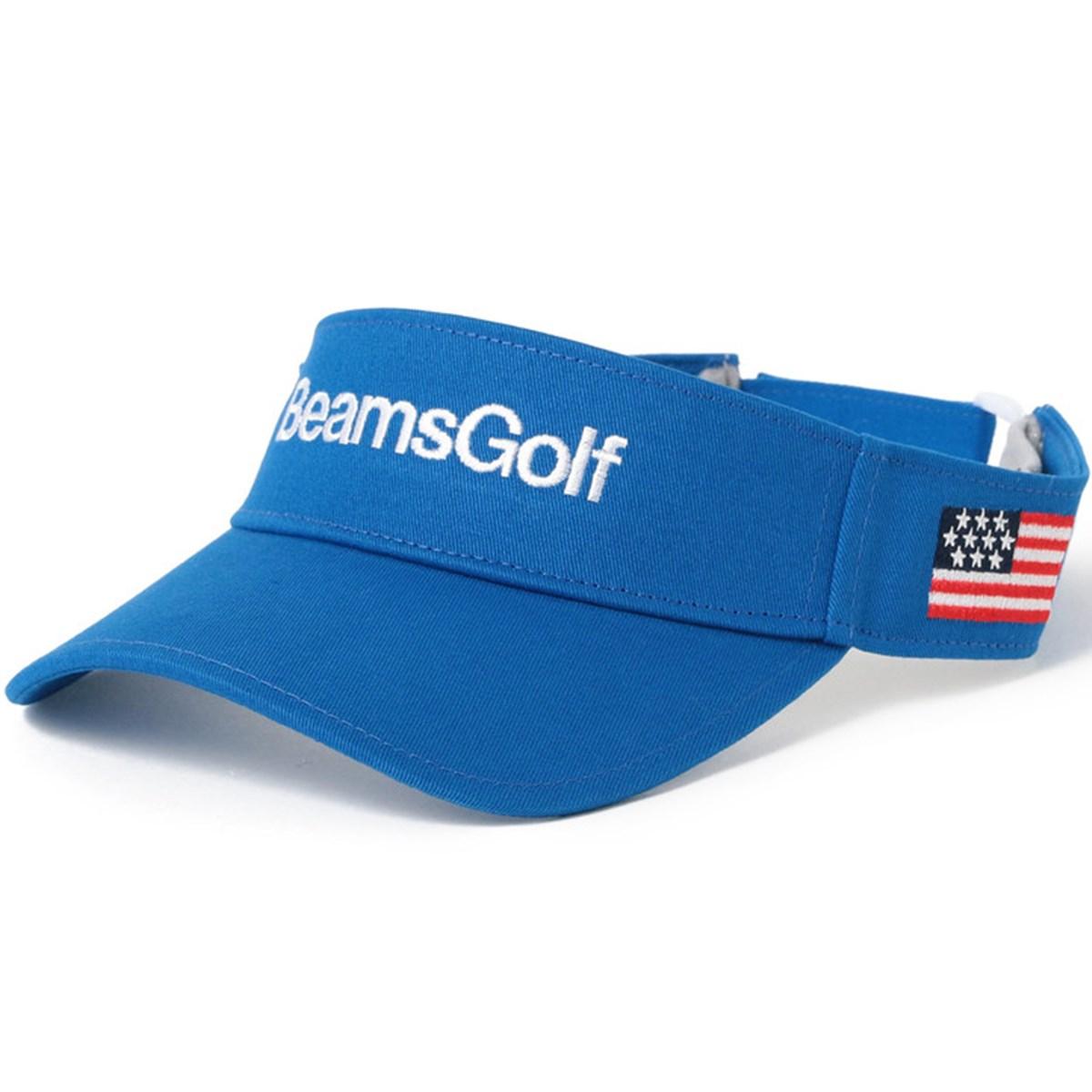 ビームスゴルフ BEAMS GOLF シーズン サンバイザー