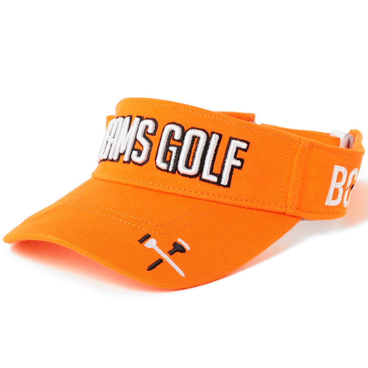 ビームスゴルフ BEAMS GOLF ツアーサンバイザー