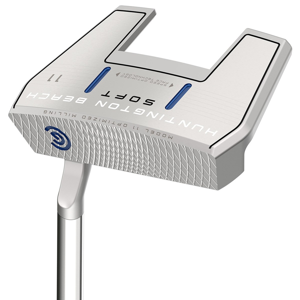 クリーブランド Cleveland Golf ハンティントン ビーチ SOFT 11 パター シャフト:オリジナルスチール 33inch レディス