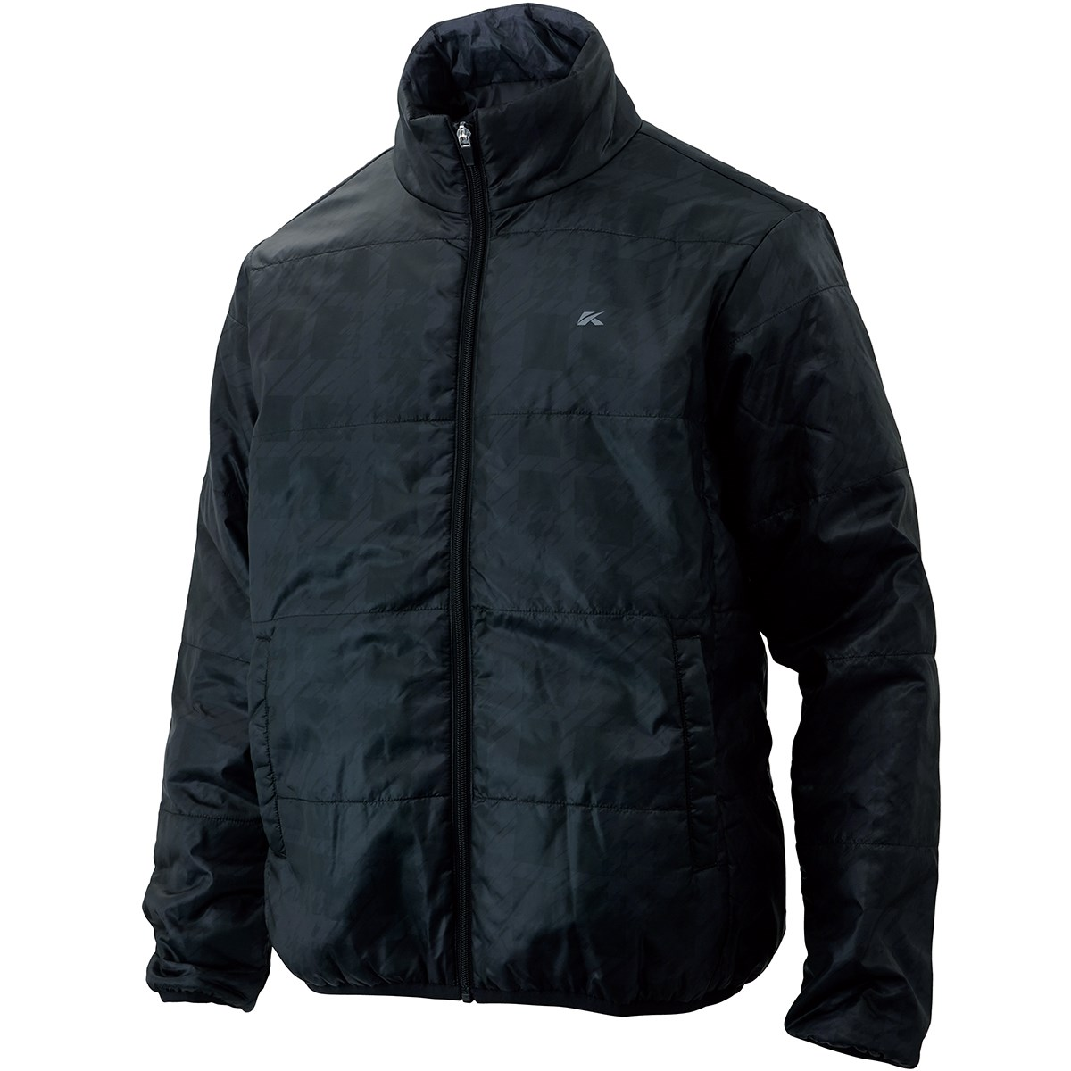 キャスコ KASCO 中綿ジャケット M ブラック