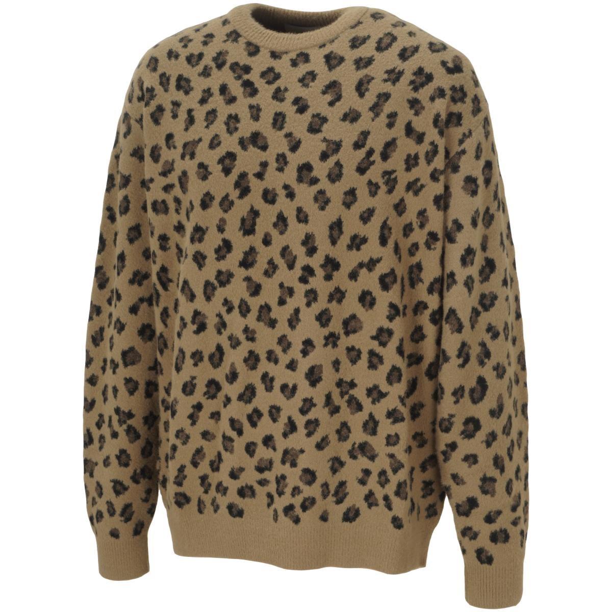 シーグリーン シャギーセーター