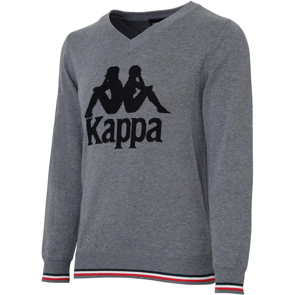 Kappa GOLF BIGオミニVネックセーター