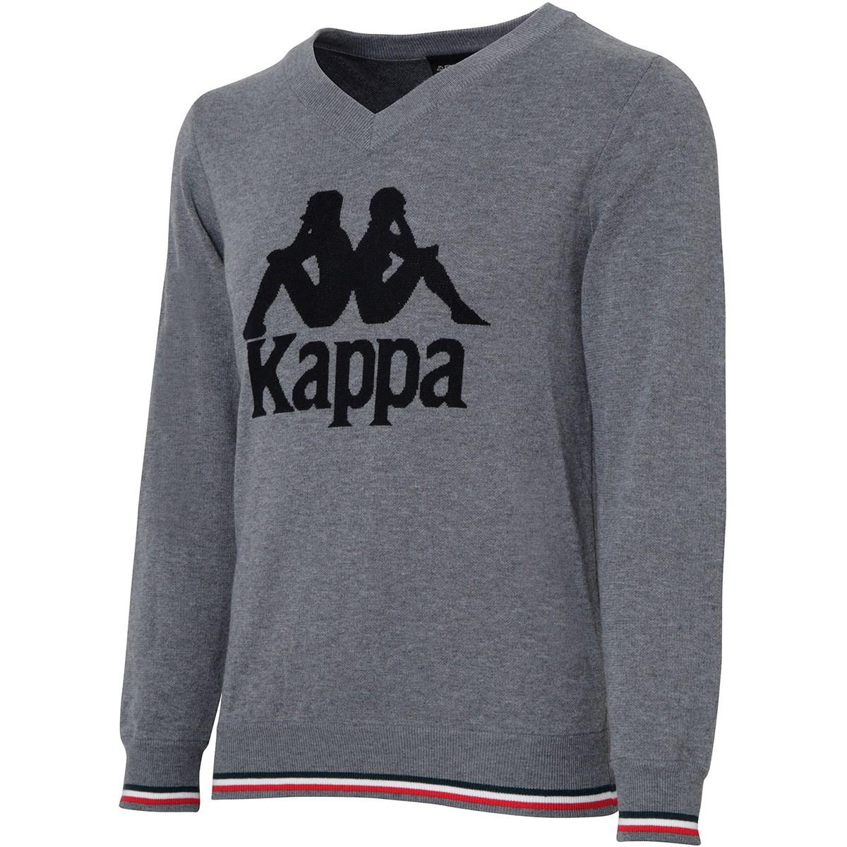 カッパ Kappa GOLF BIGオミニVネックセーター