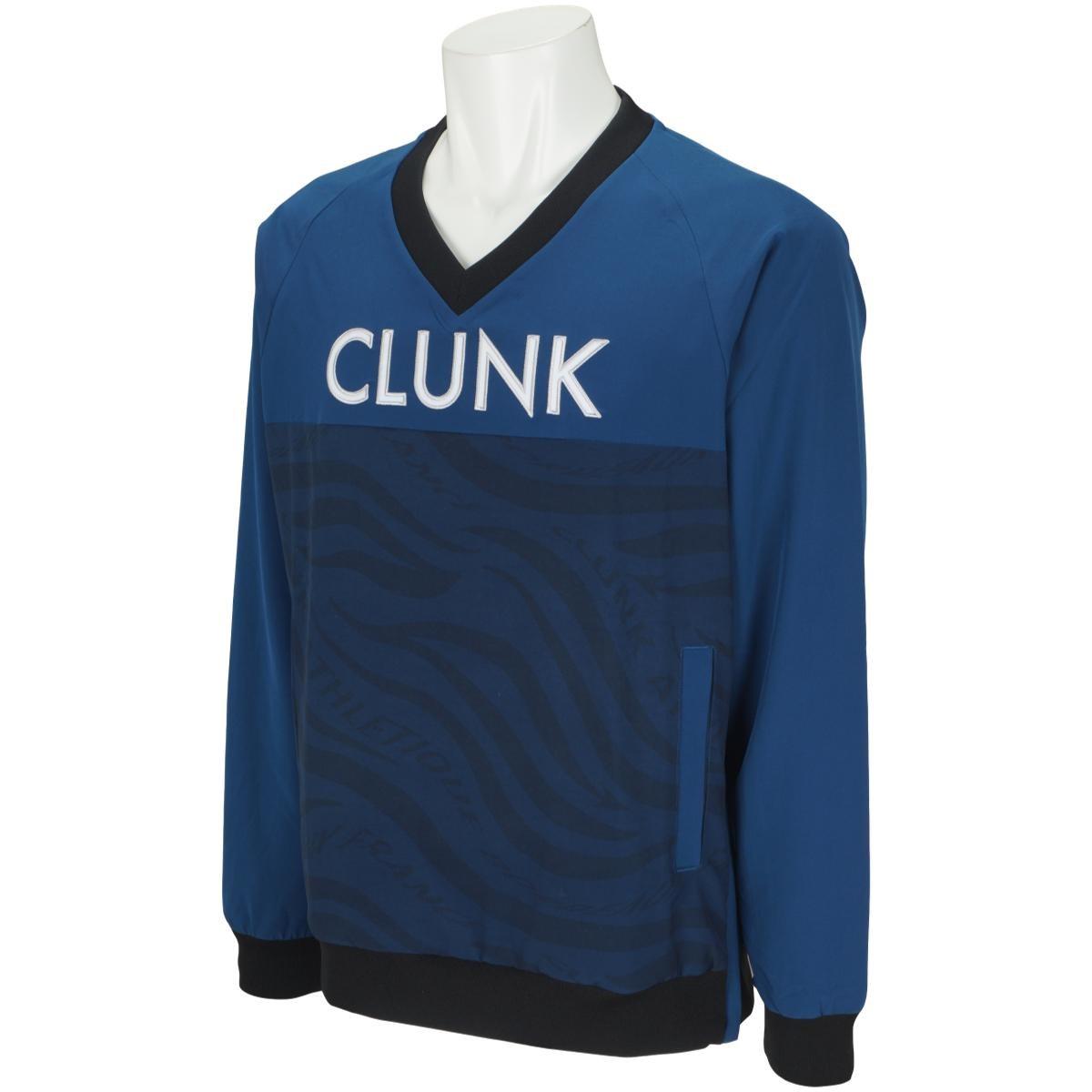 クランク(Clunk) ストレッチウィンドプルオーバー