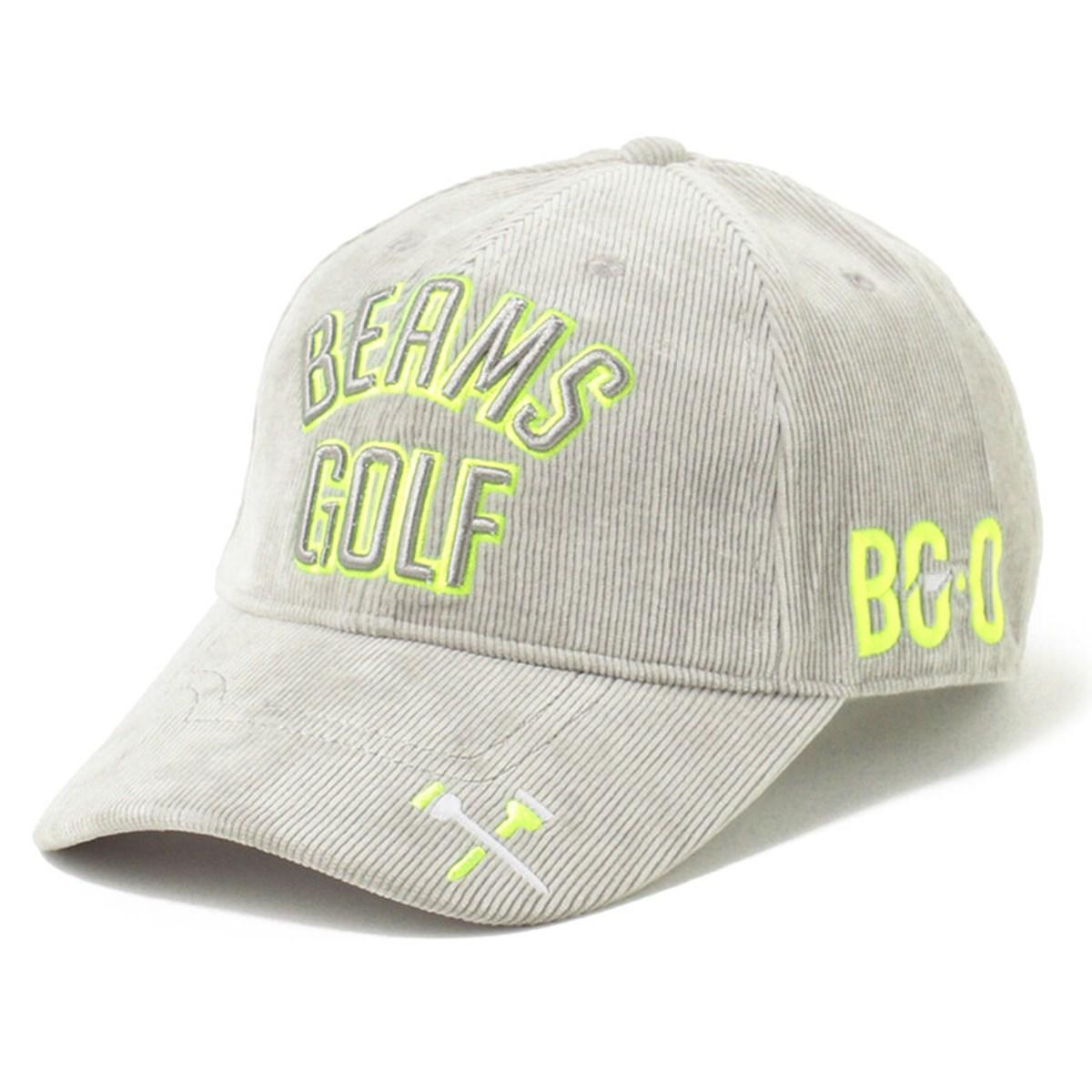 ビームスゴルフ BEAMS GOLF ツアー コーデュロイ キャップ