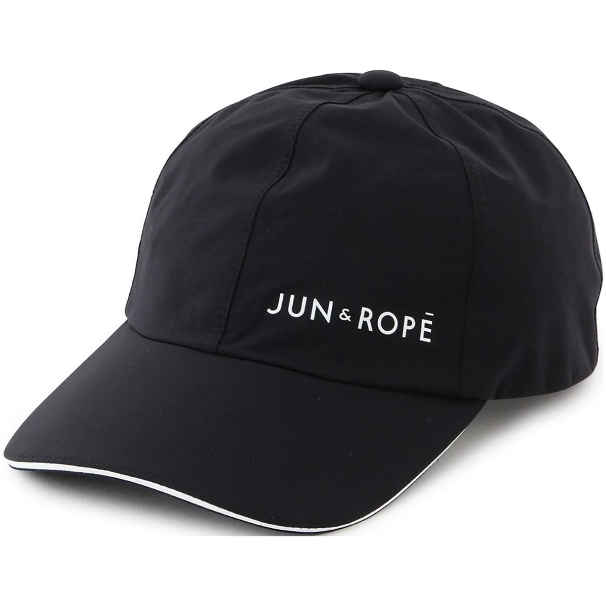 ジュン アンド ロペ JUN & ROPE レインキャップ フリー ブラック 01 レディス