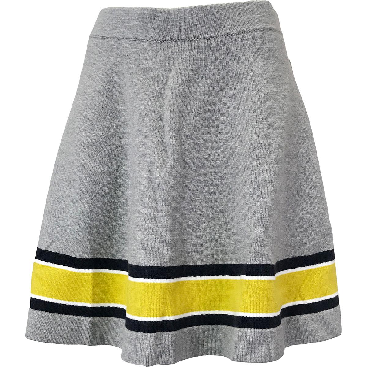ポップコーン編みスカートレディス