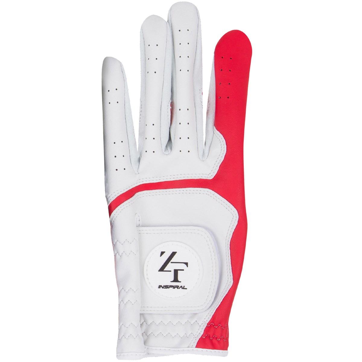 イオンスポーツ ZERO FIT インスパイラル ワンサイズグローブ フリー 左手着用(右利き用) レッド