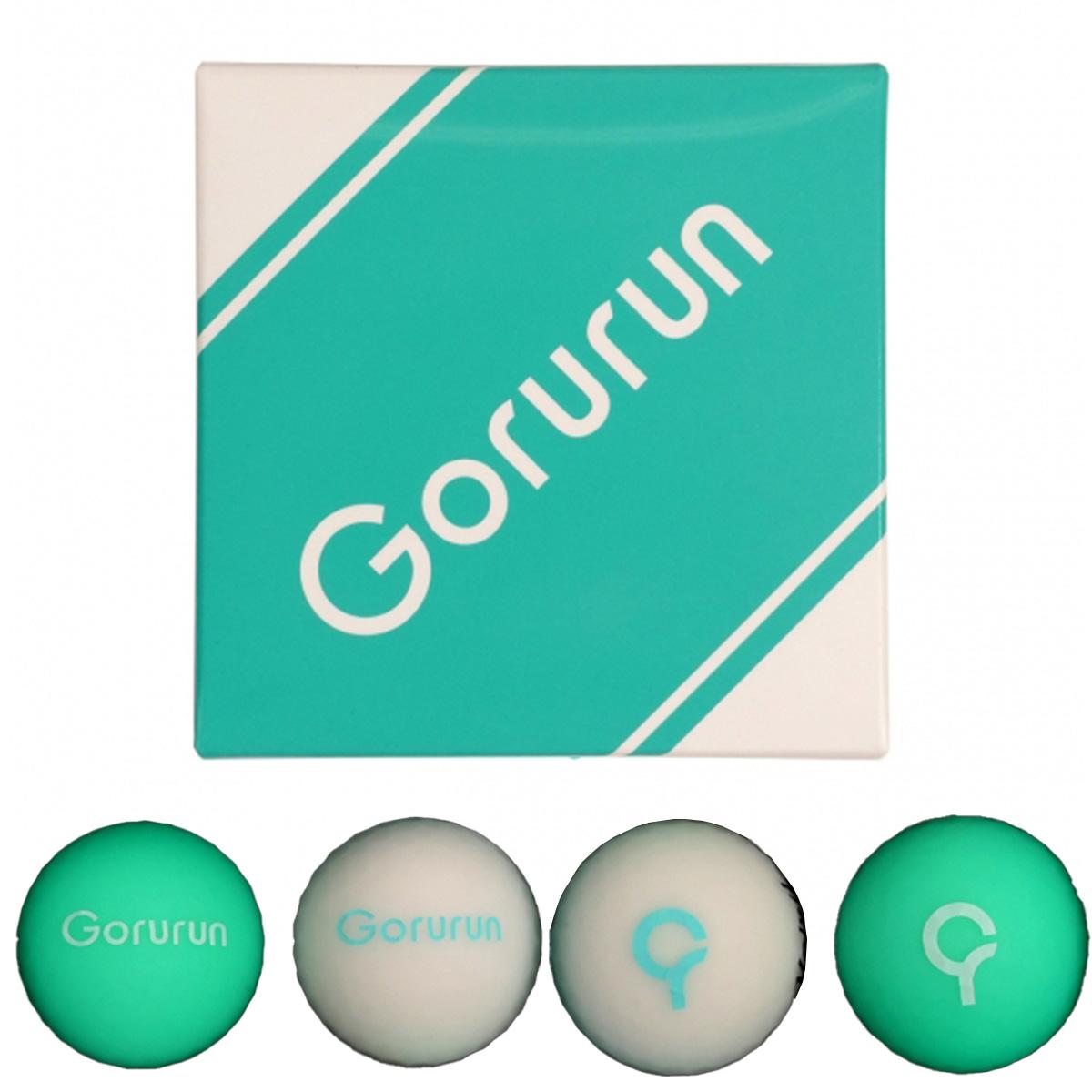 Gorurun × Volvikゴルフボール 4個入り