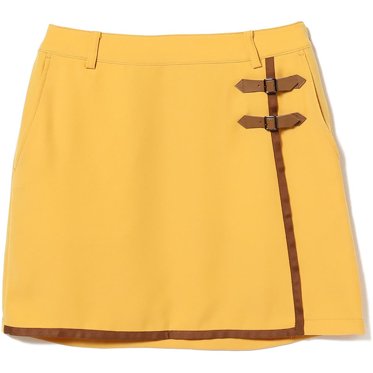 BEAMS GOLF PURPLE LABEL 巻きスカート風 スカートレディス