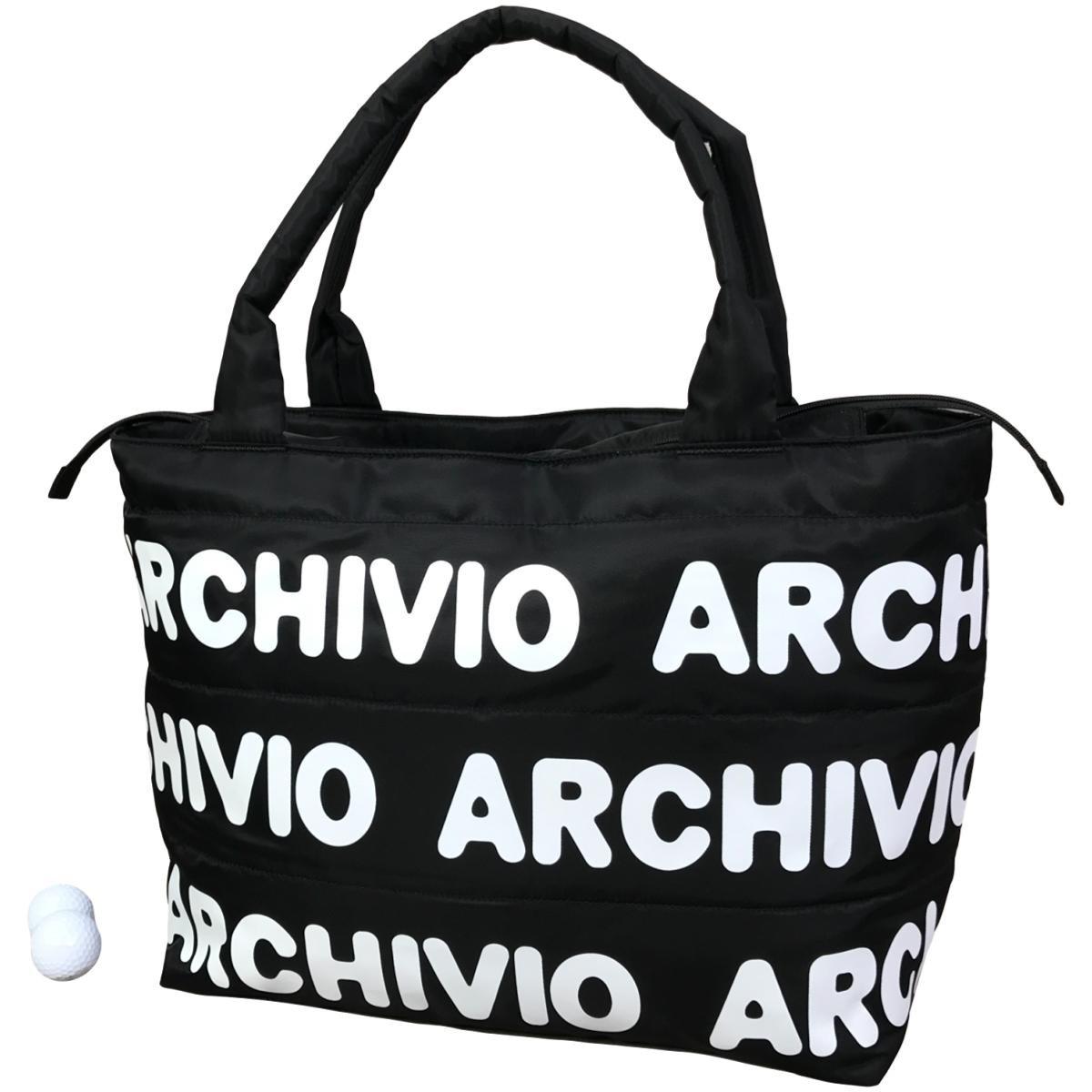 アルチビオ archivio ナイロンバッグ ブラック 101 レディス
