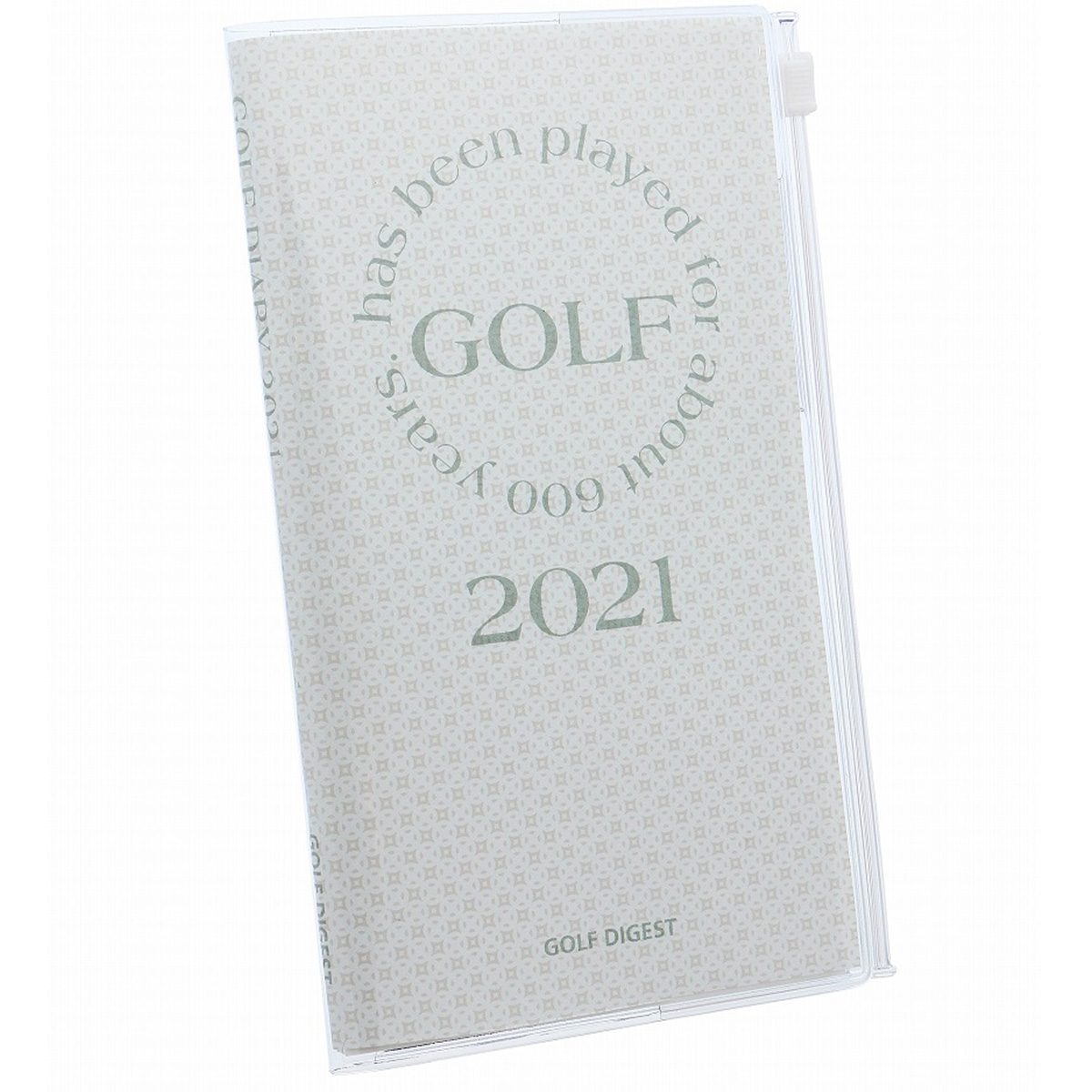 ゴルフ手帖2021