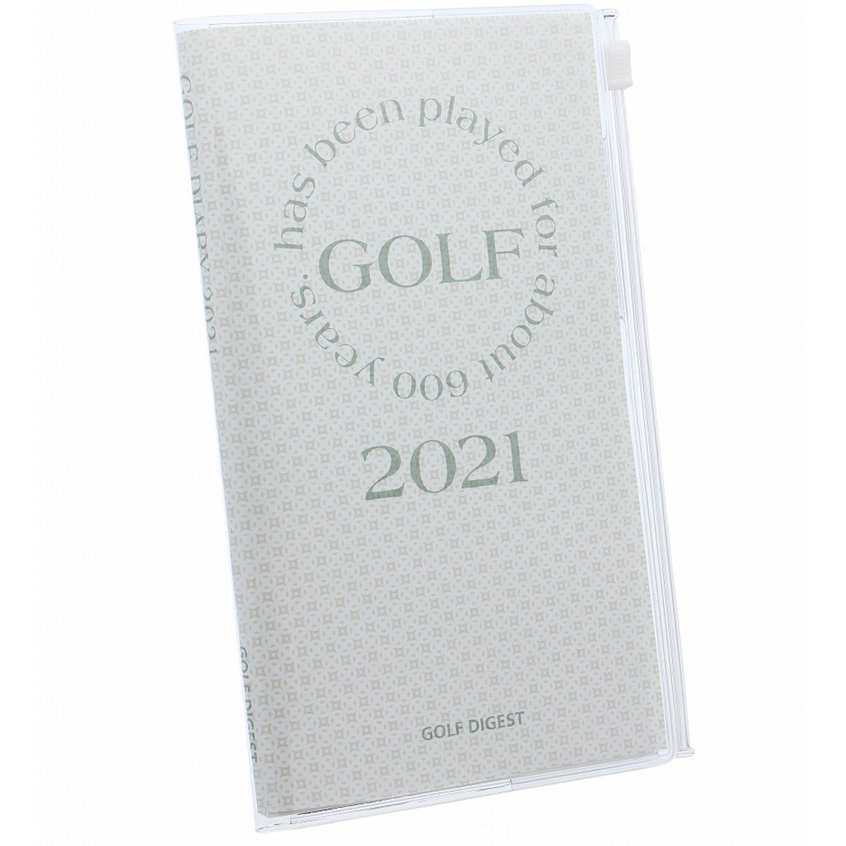 ゴルフダイジェスト(GolfDigest) ゴルフ手帖2021