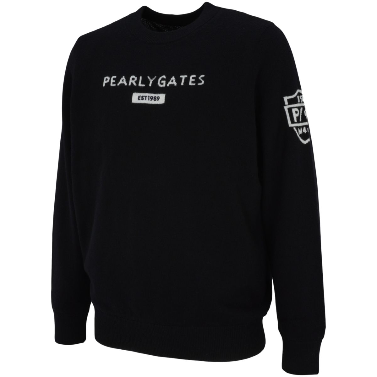 カシミヤ×DIAPLEX 長袖セーター