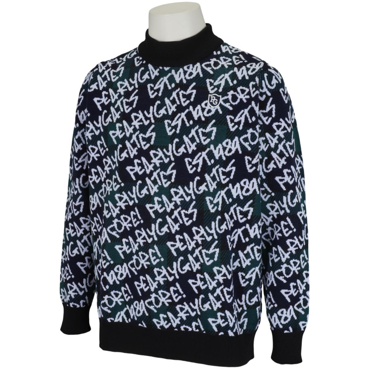 リッツブラックウォッチ 長袖セーター