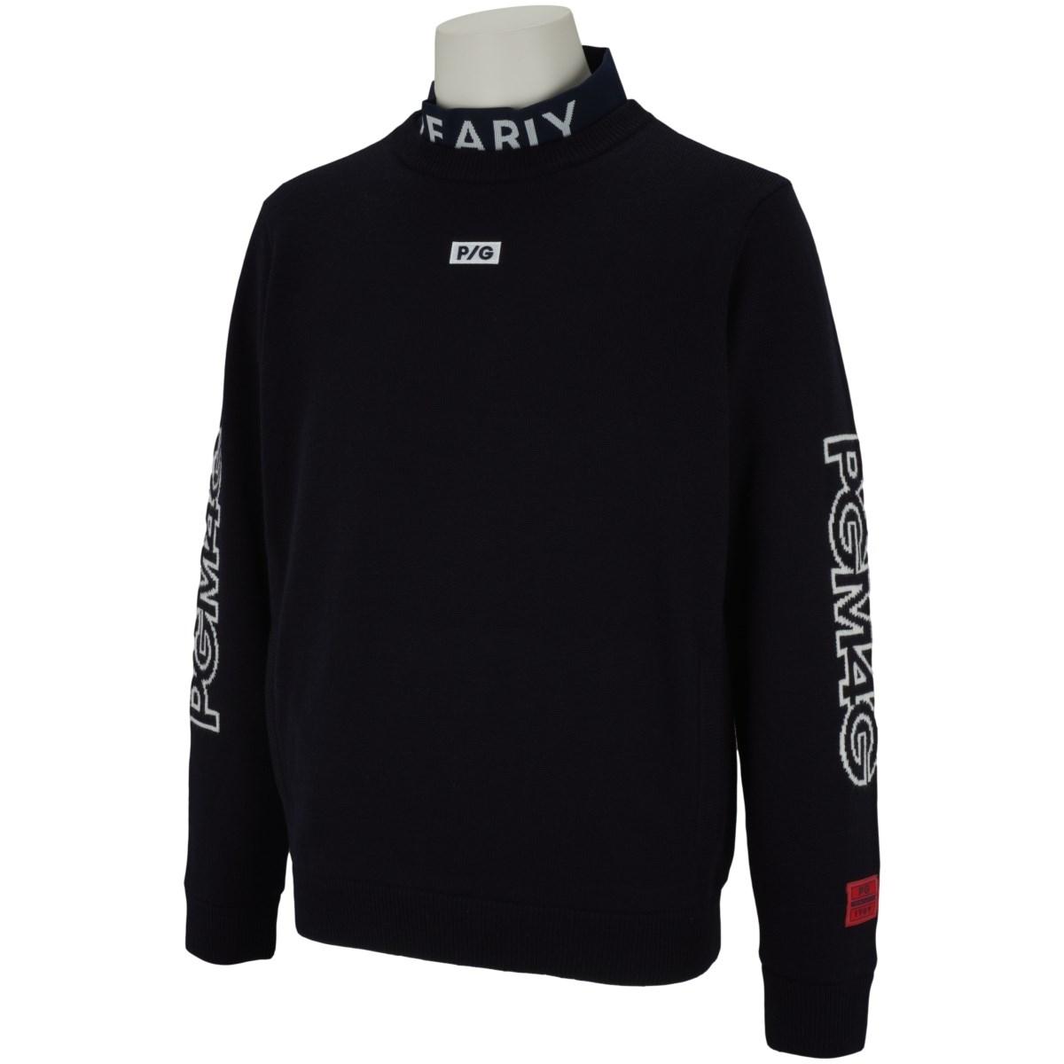 パーリーゲイツ ツインニット×DIAPLEX 長袖セーター
