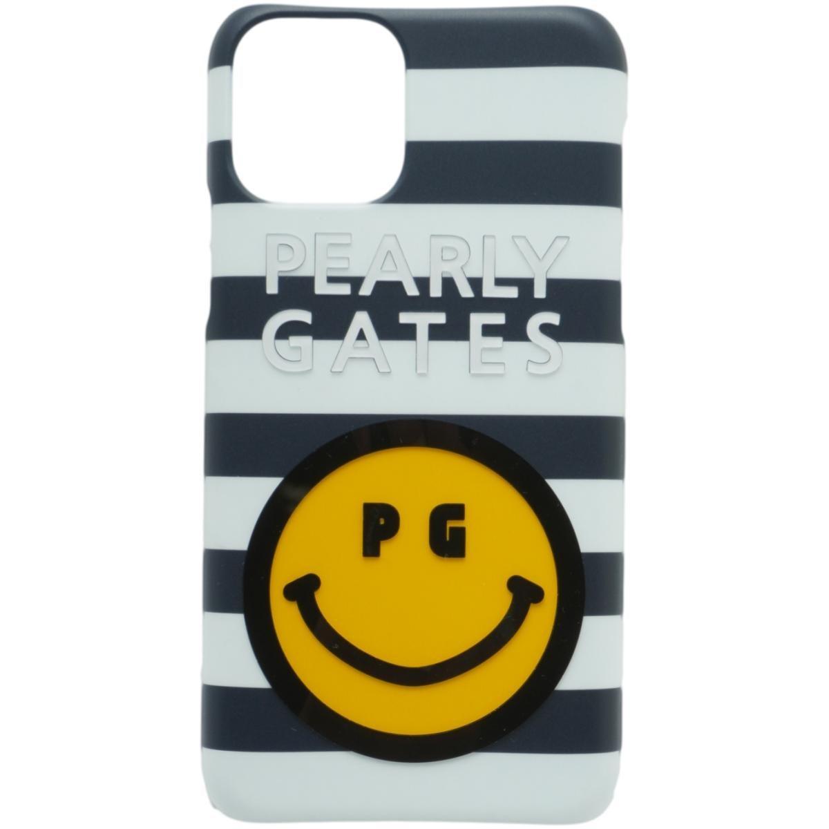 パーリーゲイツ ニコちゃん iPhone11pro対応ケース