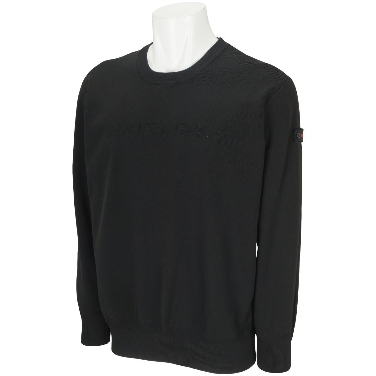 ブリーフィング クルーネックセーター