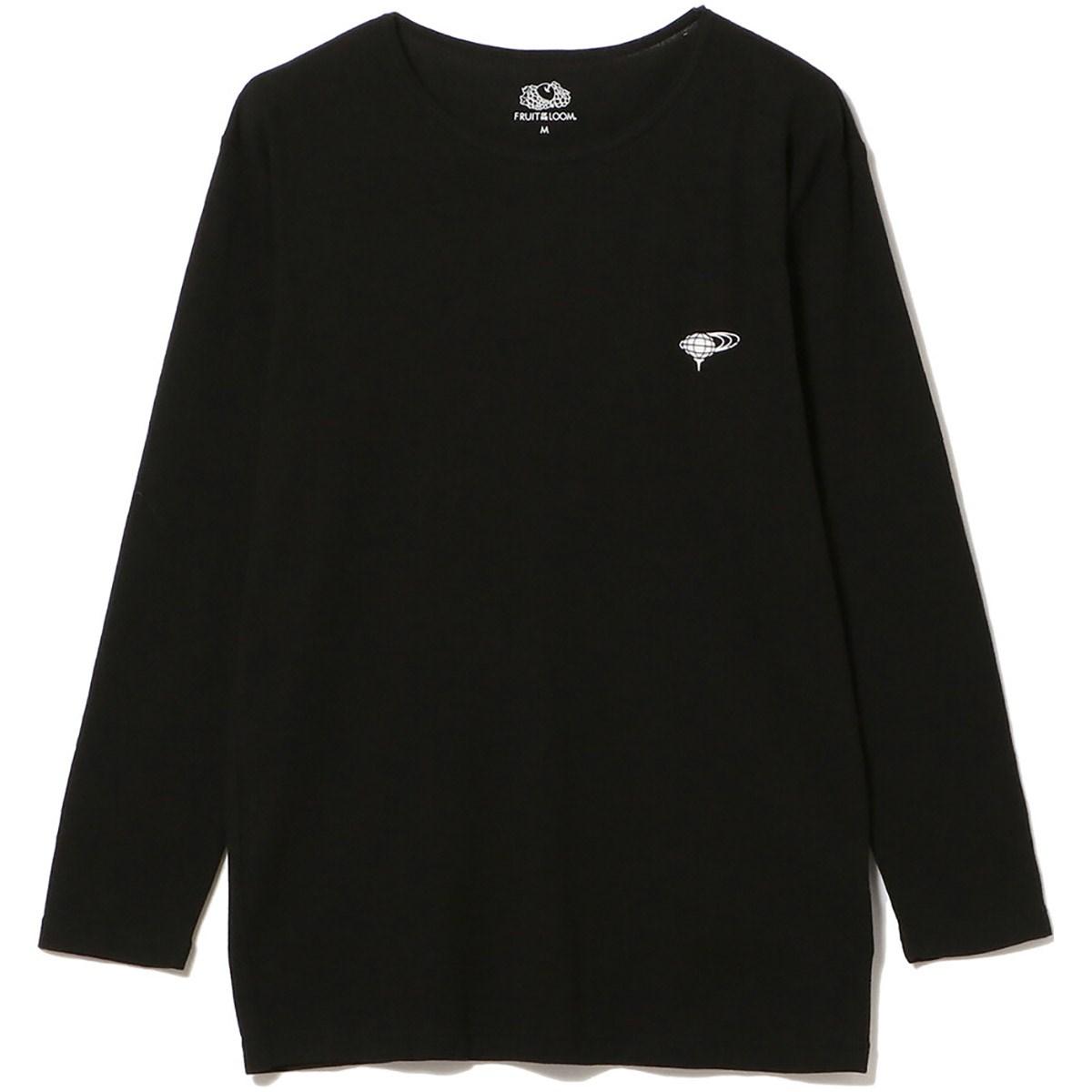 ビームスゴルフ FRUIT OF THE LOOM×BEAMS GOLF 発熱 長袖インナーシャツ