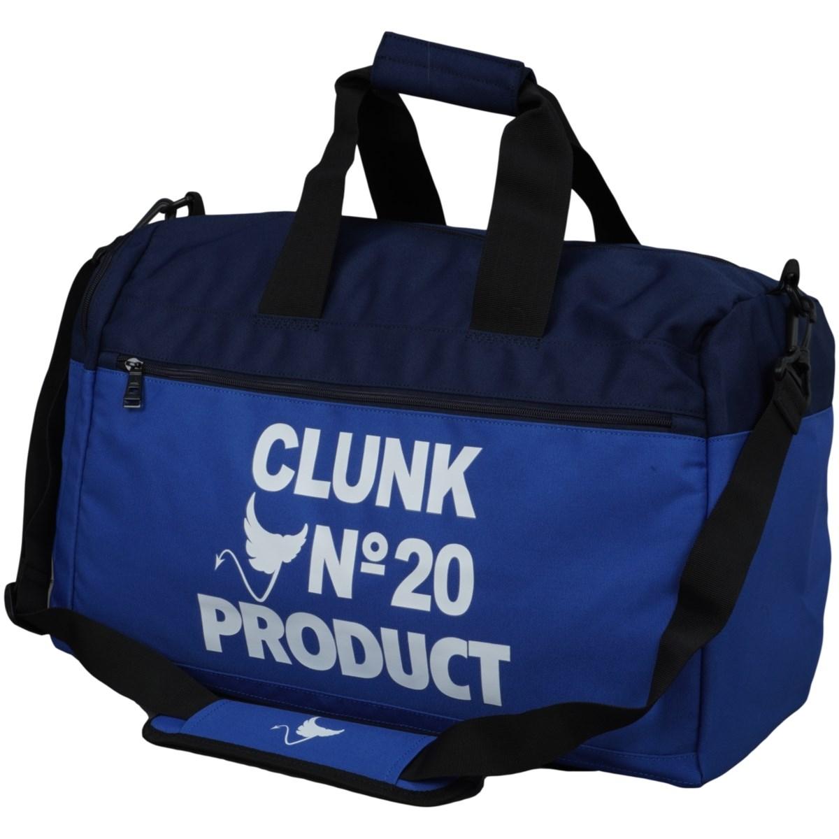 クランク(Clunk) 2トーンボストンバッグ