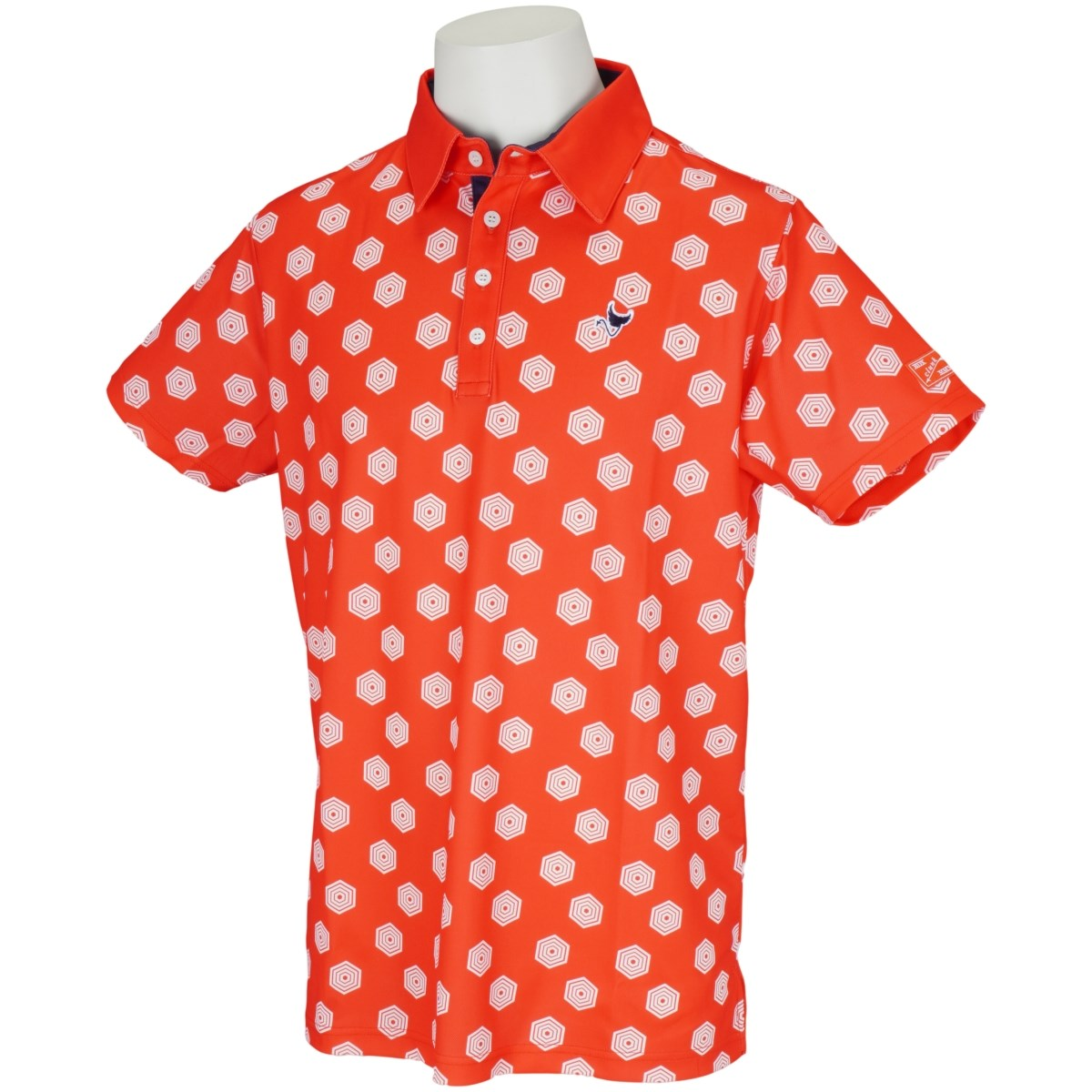 クランク(Clunk) PARASOL 長袖ポロシャツ