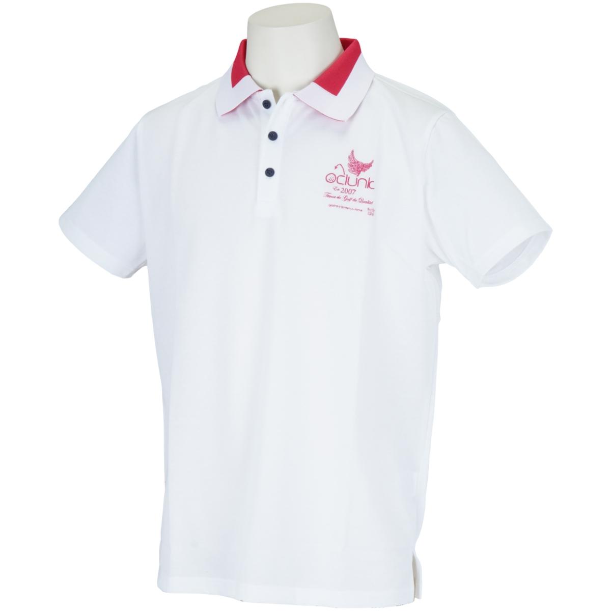 COLLAR ACCSENT 半袖ポロシャツ