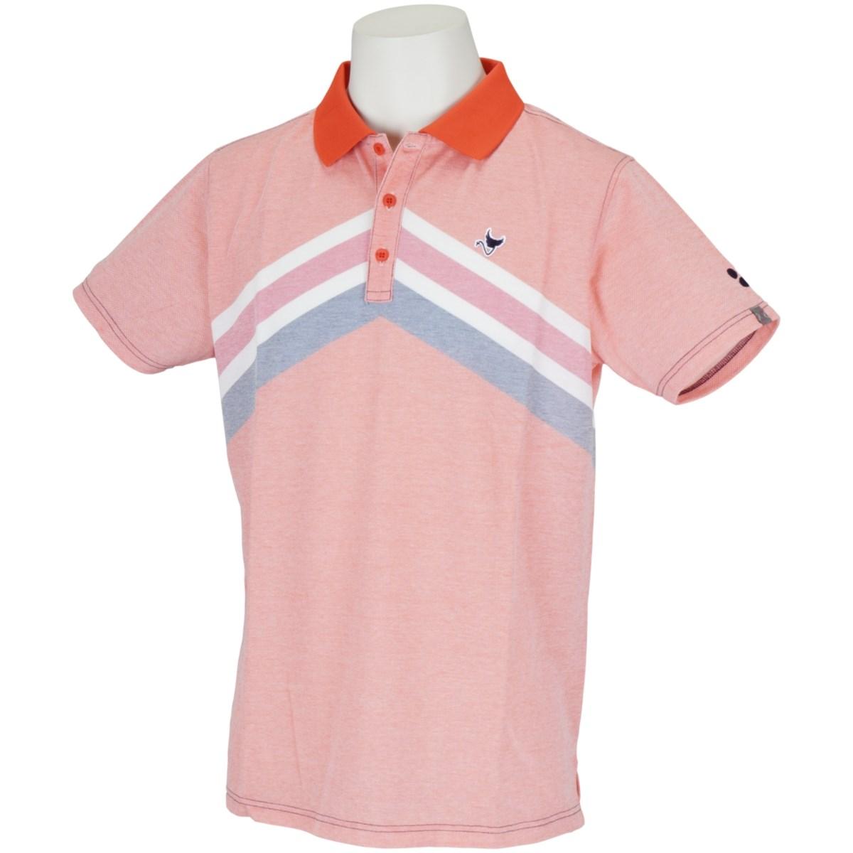 クランク(Clunk) WOOD COLOR 半袖ポロシャツ
