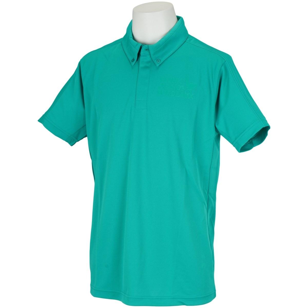 クランク(Clunk) シームレススリーブ半袖ポロシャツ