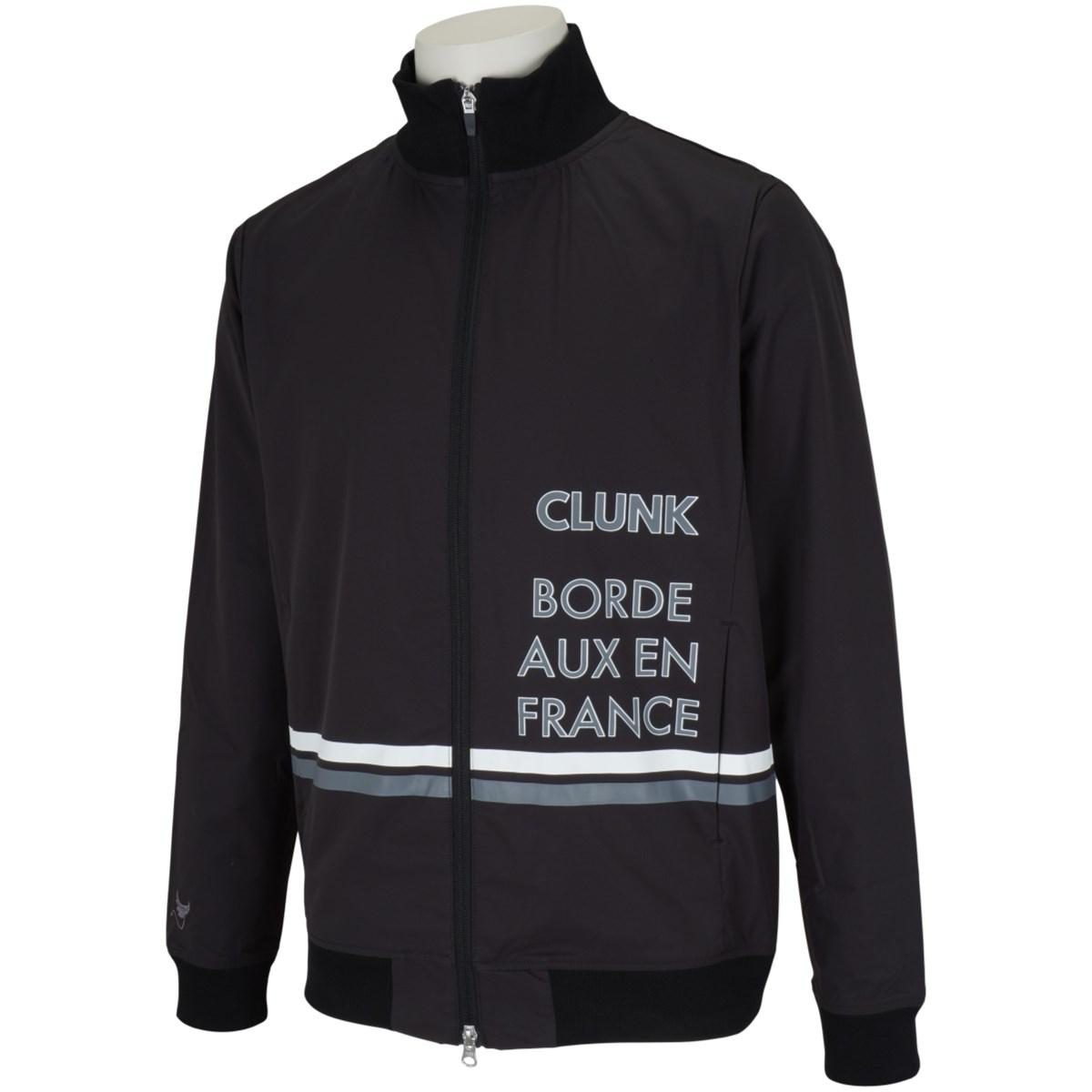 クランク(Clunk) はっ水ストレッチブルゾン