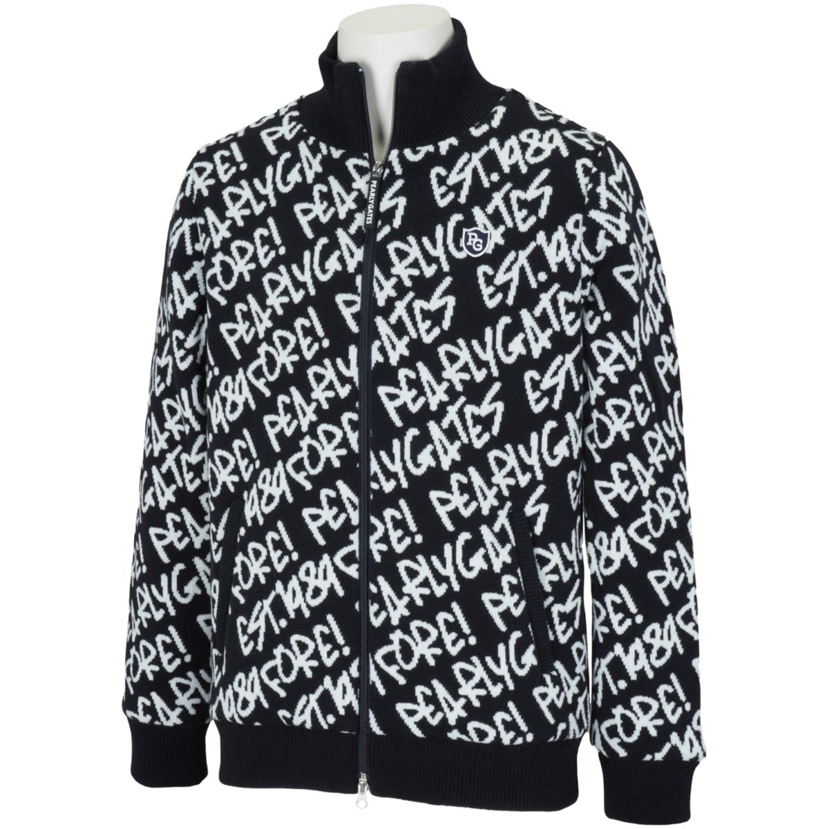 エアフィール らくがきロゴ DIAPLEX セーター