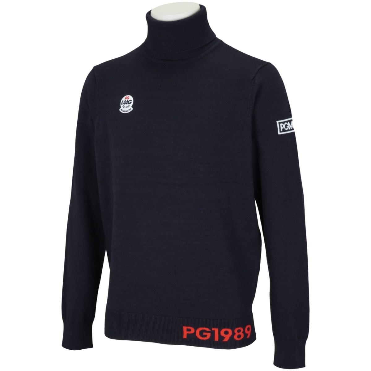 パーリーゲイツ カシミヤタッチセーター