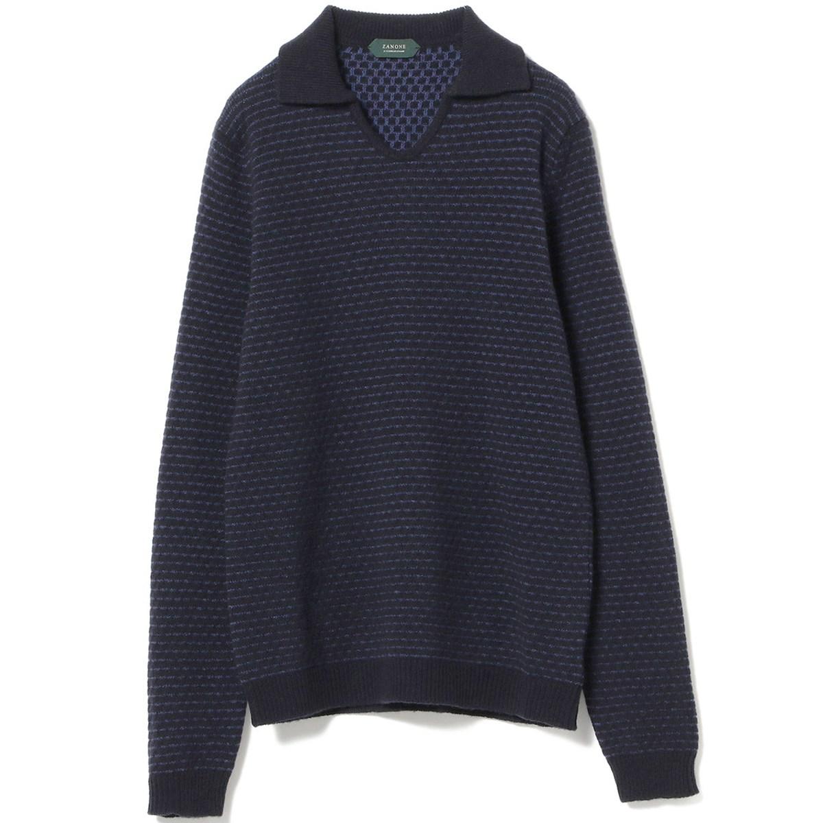 ビームスゴルフ ZANONE×BEAMS GOLF 別注 Skipper セーター