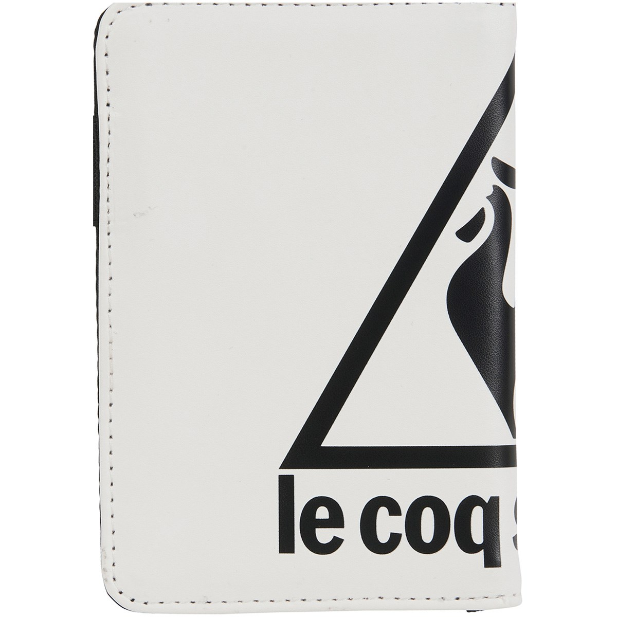 ルコックゴルフ Le coq sportif GOLF スコアカードケース ホワイト 00