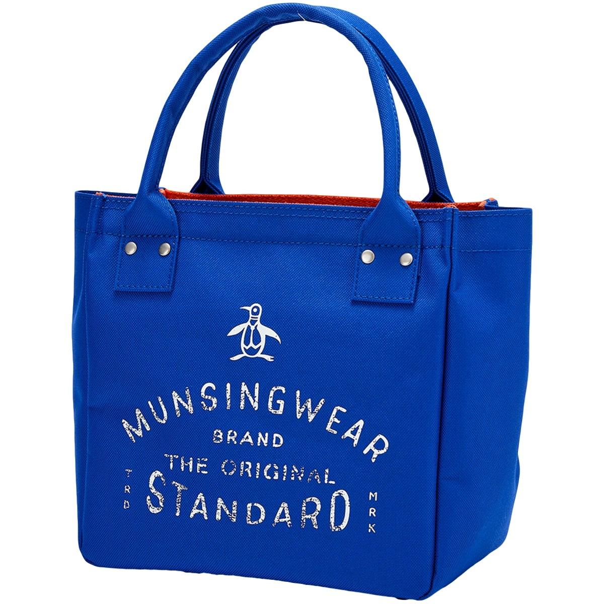マンシングウェア Munsingwear カートポーチ ブルー 00